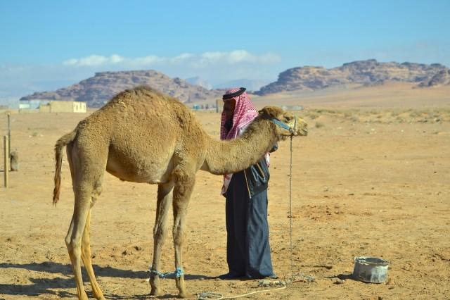 пустыня Вади Рам ( в гостях у бедуина )