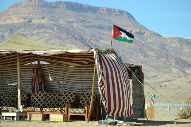 бедуинская палатка