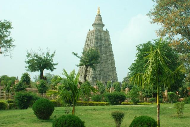 Mahabodhi Templ