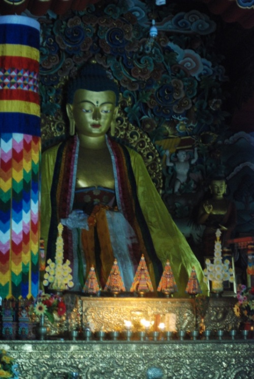 Бутанский храм