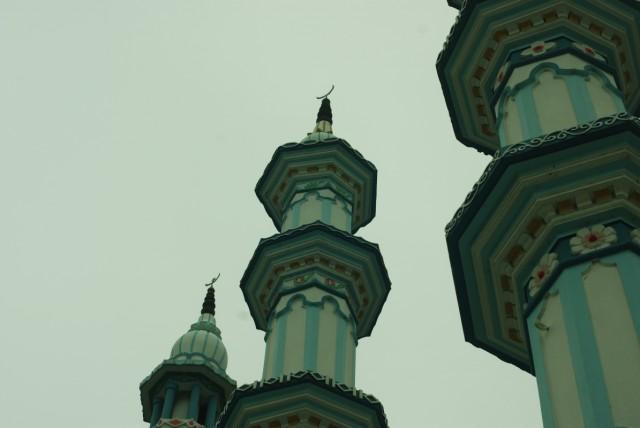 Мечеть, недалеко от Махабодхи