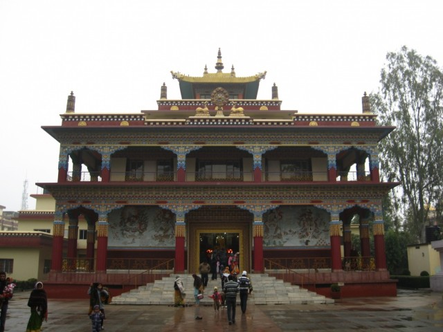 Karma temple