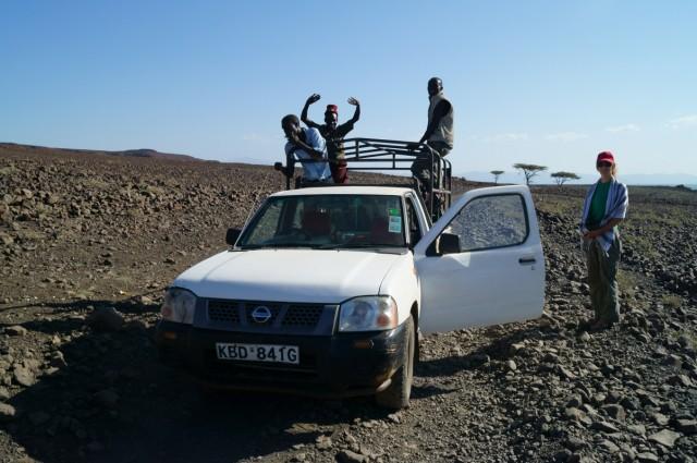 По дороге в Лоиянгалани