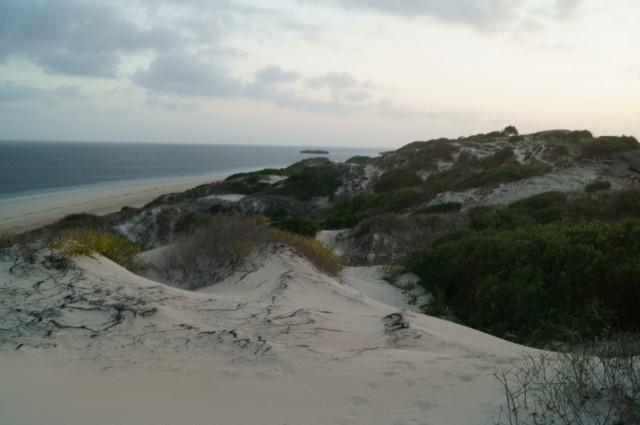 Пляж на Киваю