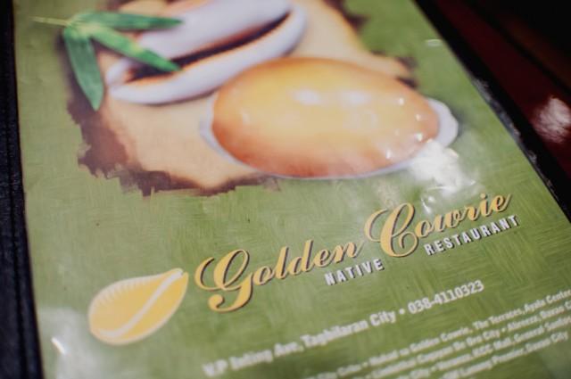 Название ресторана, рядом с нашей гостинницей