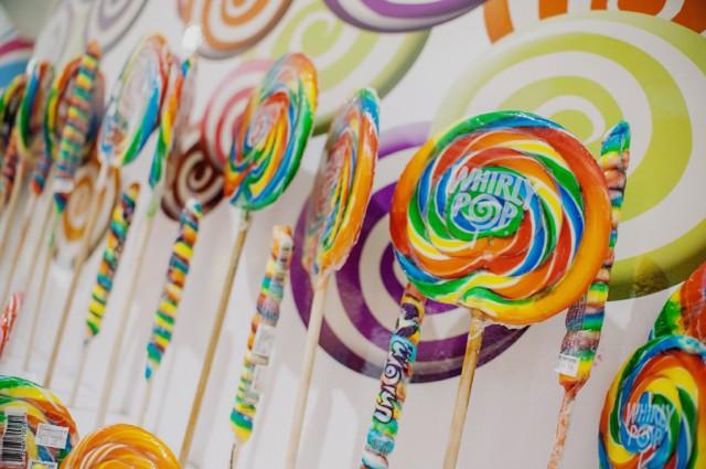 Рай для сладкоежек!