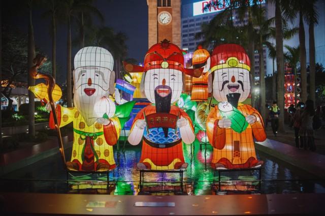 Китайский Новый год как-никак
