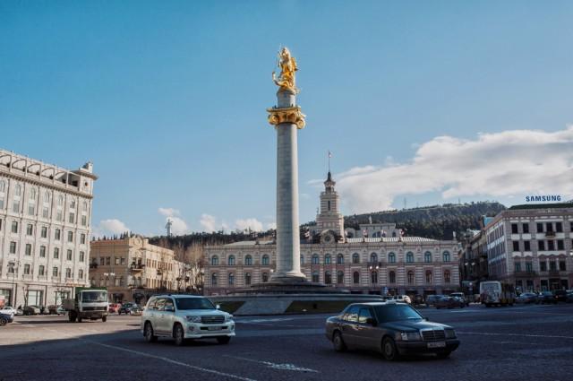 Площадь Свободы