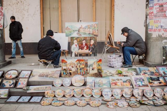 творческие мастерские под открытым небом