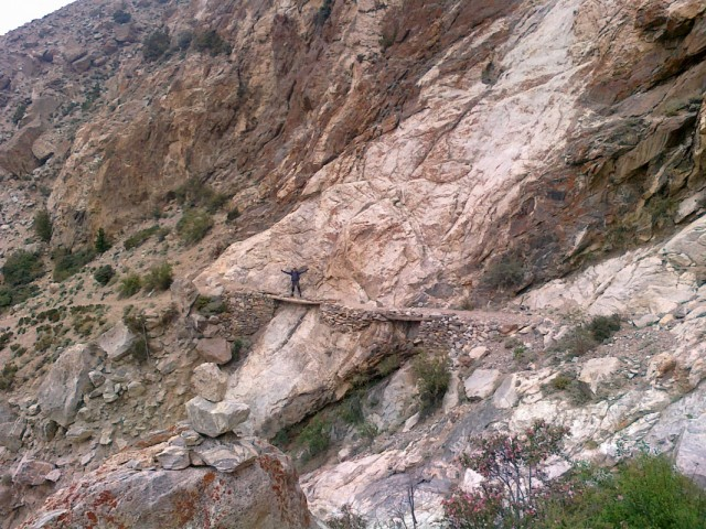 Trekking за Nako около тиб границы
