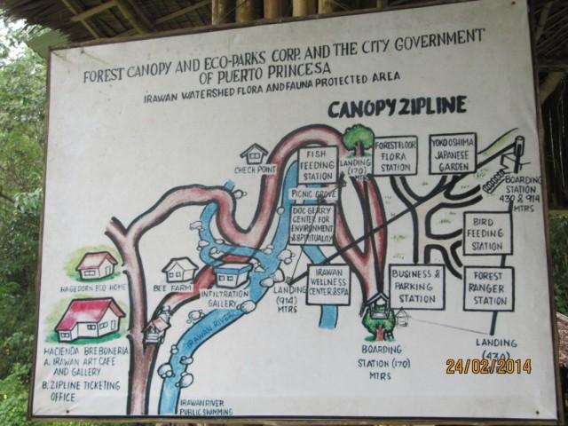 карта эко-парка