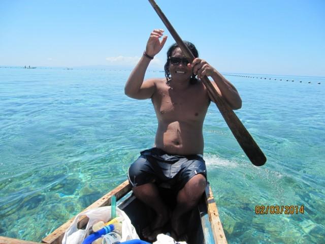 баликасагский помогатель, где буйки, там стена