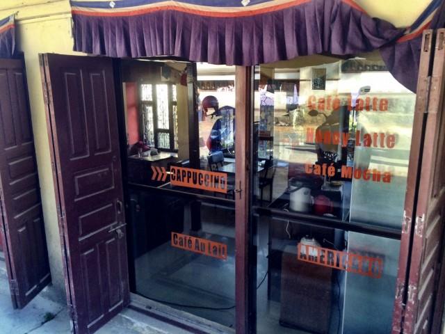 Swayambhu Cafe 1