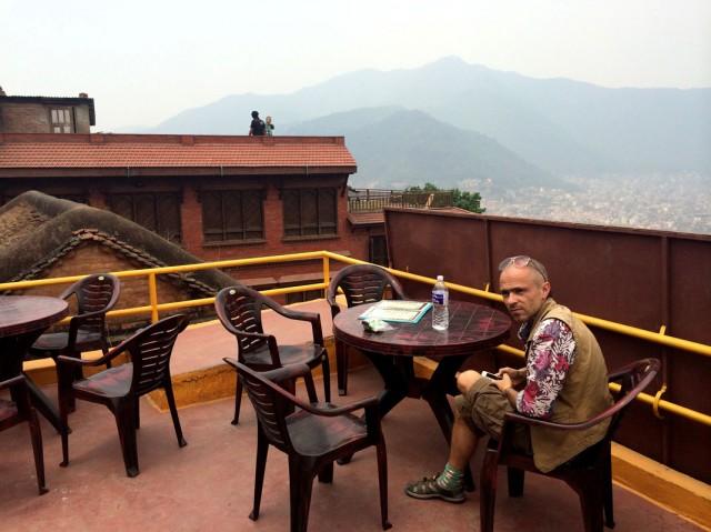 Cafe De Stupa 1