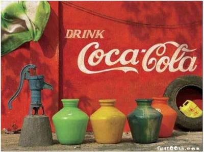 Индия: Приколы: Пейте кока-колу ведрами!