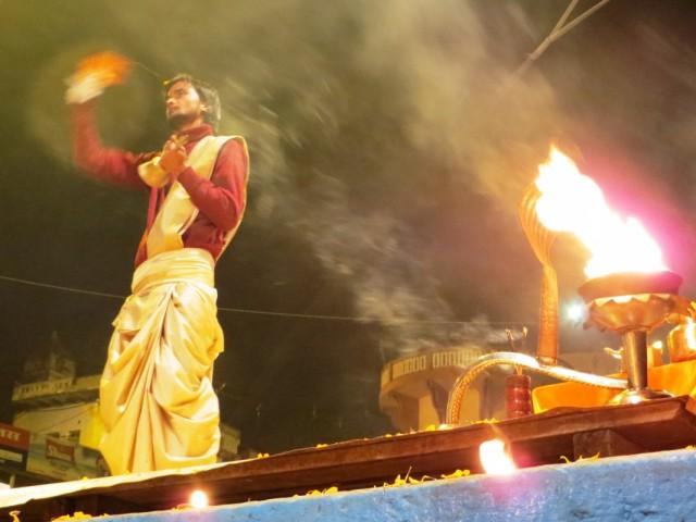 священный огонь Шивы