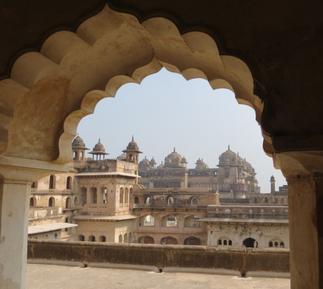 дворец Джахангира