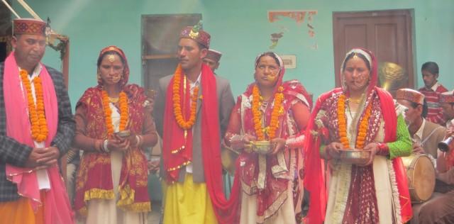 деревенская свадьба, Вашишт