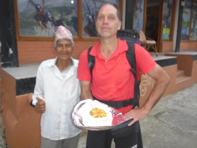 Местный собиратель грибов Ла-ла джи примазался к Мэту из Канады и попал на форум)