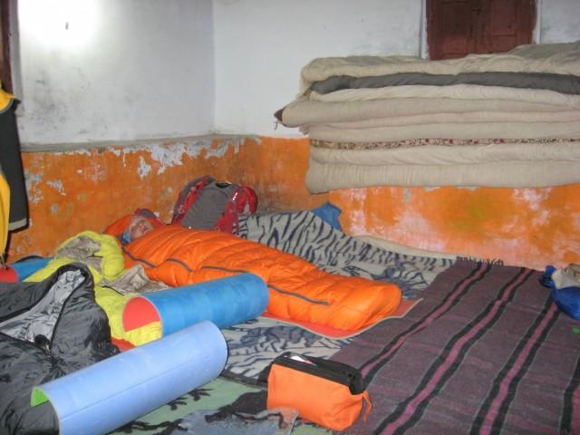 Наша скромная комната