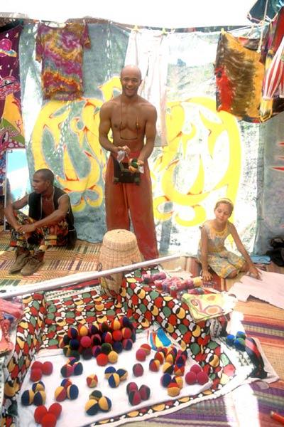 Фли-маркет в Анджуне