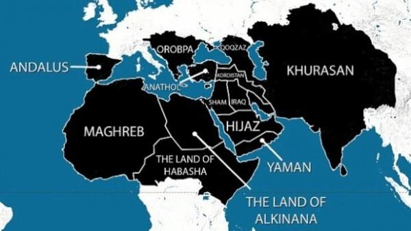 Халифат.