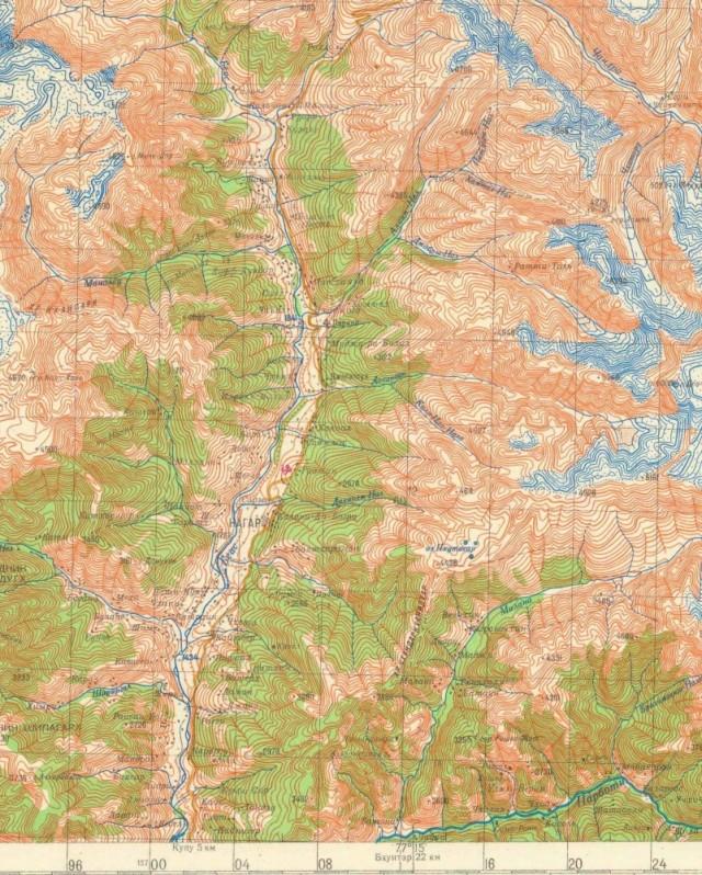 карта,которой пользовались