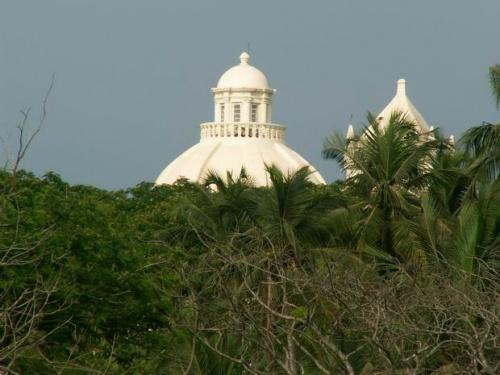 Старый Гоа, католический храм