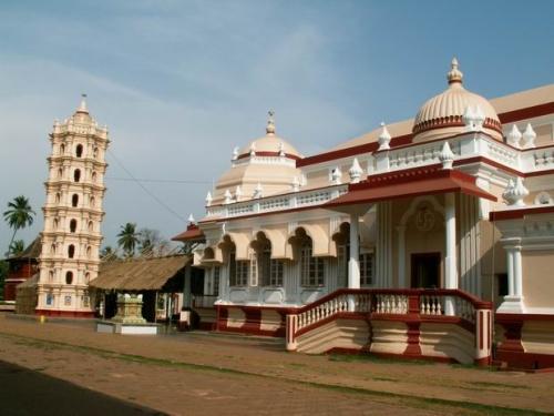 Индуистский храм, Понда
