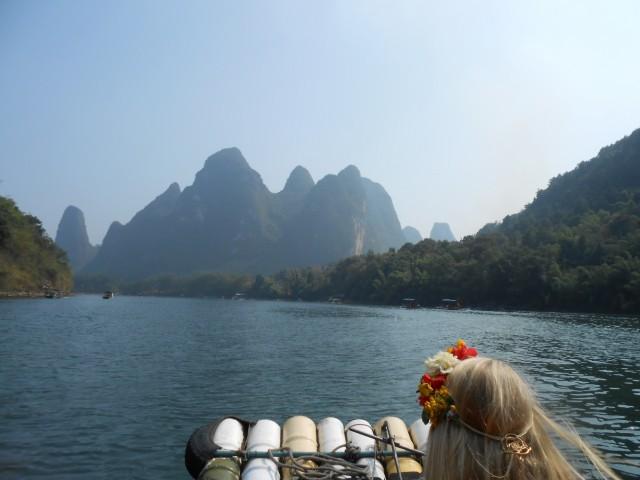 река Лицзянь  Яншо