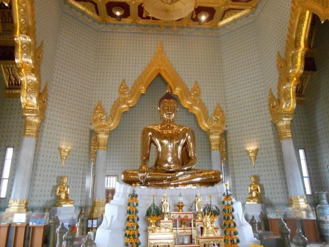 храм в Чайна-тауне