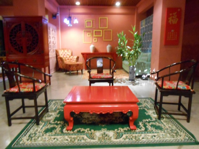отель в Чайна тауне