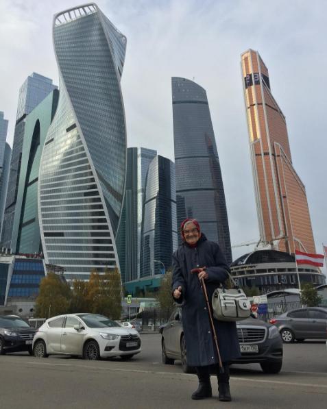 Баба Лена Ерхова - 03