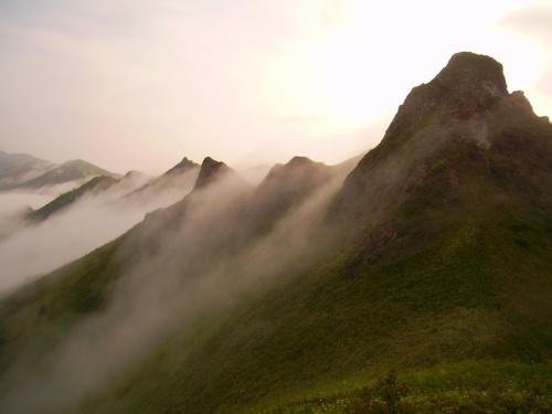 Сахалин, гора Дуэт