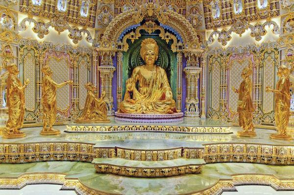 Акшардха́м — индуистский храмовый комплекс в г. Дели.