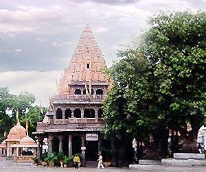 Храм Махакал в Уджджайне