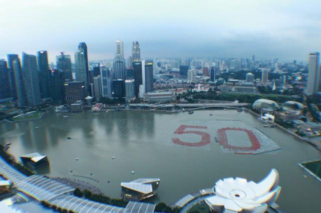 Сингапуру 50 лет