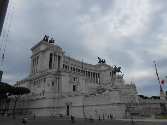 Памятник Витторио Эмануэле