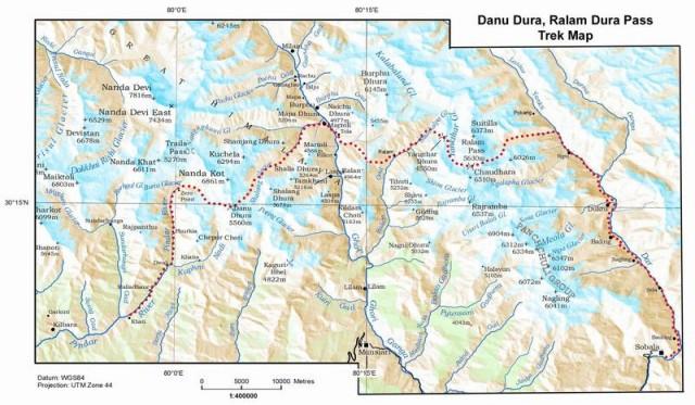 Ralam Dhura Pass trek