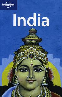 обложка нового Lonely Planet по Индии