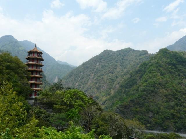 Один из монастырей в горах