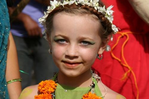 Дети-цветы жизни...