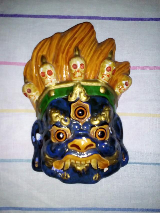 Монгольская маска