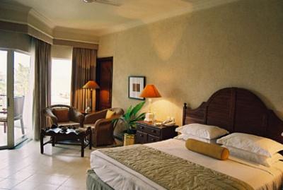 Бентота. Отель Taj Exotica.