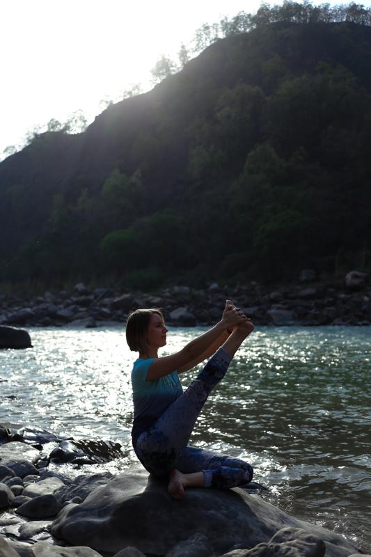 йога у Ганги