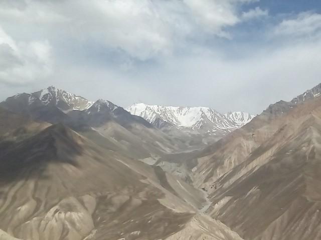 Ваханский хребет (Афганистан)