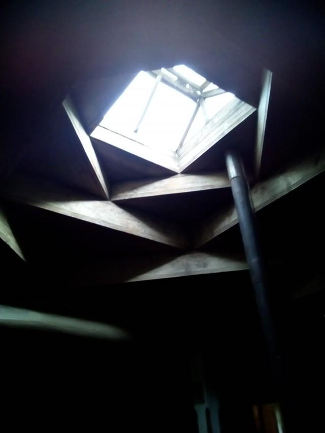 Крыша памирского дома
