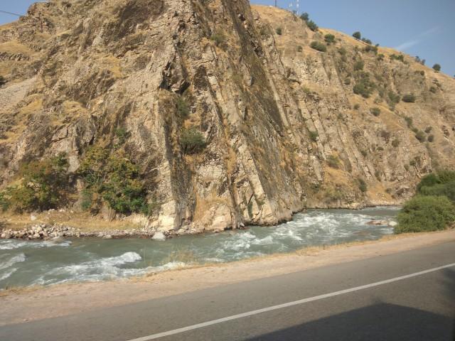 Река Ворзоб
