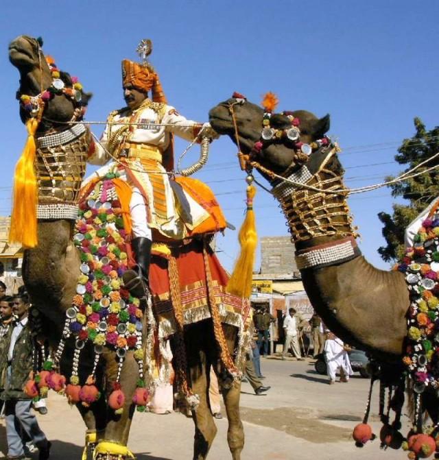 Фестиваль в Джайсалмере