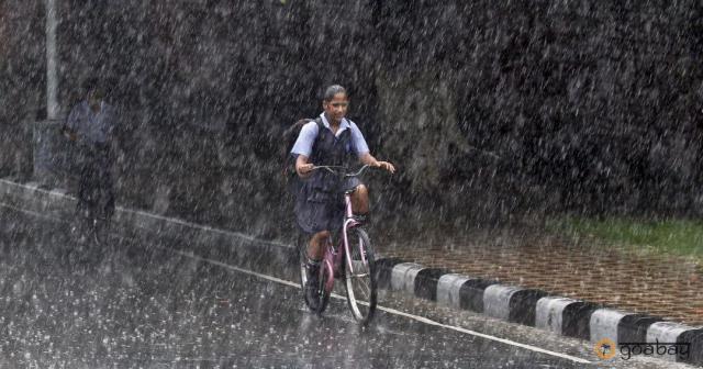 GoaBay Индия Monsoon